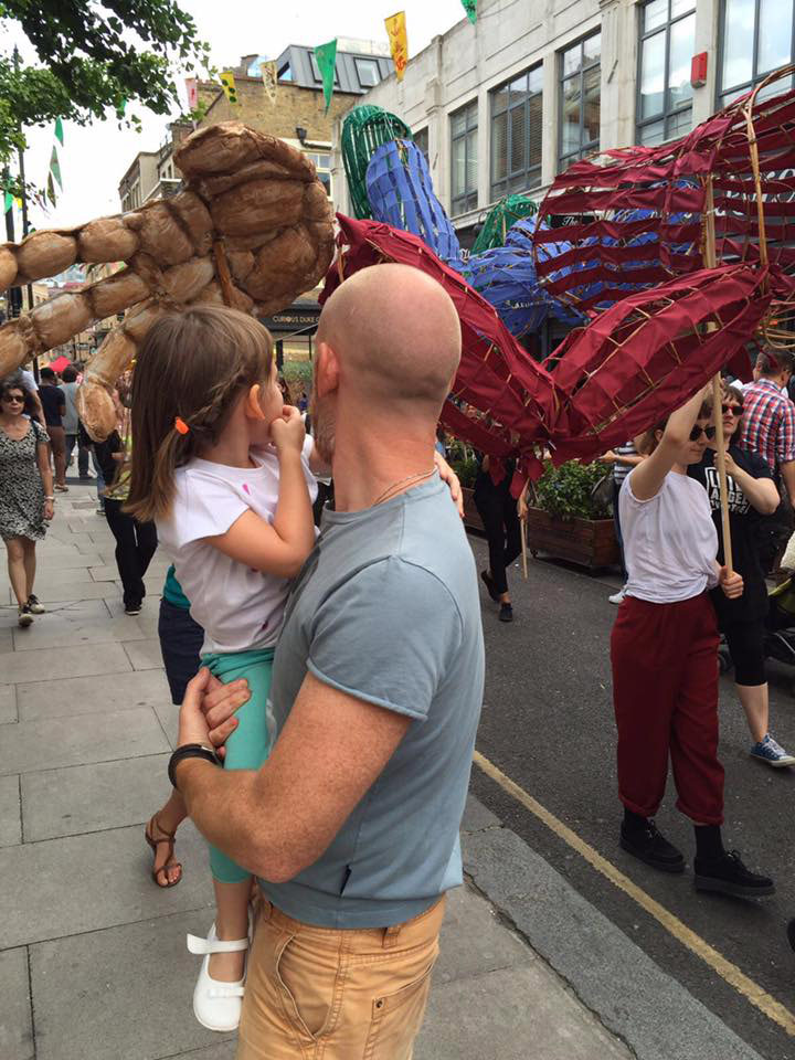 whitecross street party