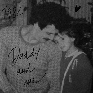 daddy and me in the 1984